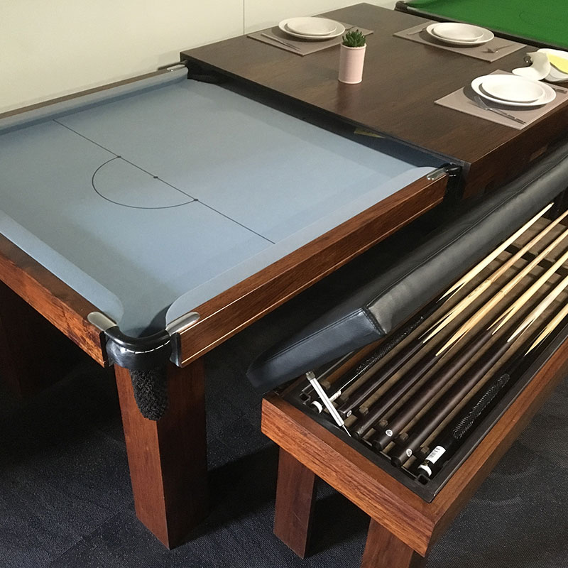 Contemporary-Dining-Pool-Table