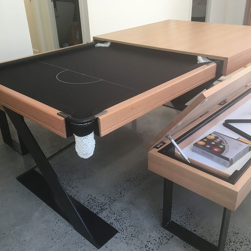 Excel-Dining-Pool-Table